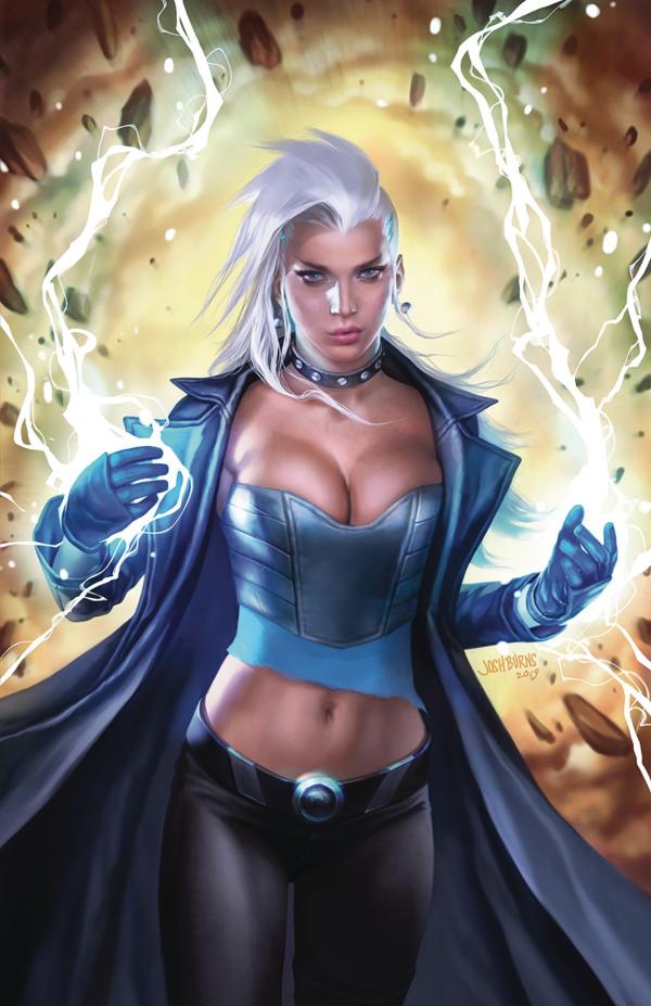 NM Robyn Hood Justice #6 Cvr C Sabine Rich Zenescope, 2020