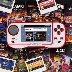 Evercade adds Atari Lynx Collection Volume 1 to growing collection