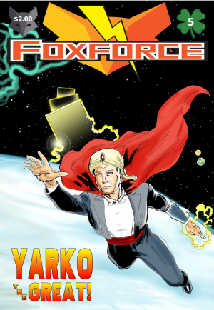FoxForce #5 Review