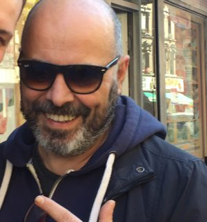 GIANCARLO CARACUZZO Comic book creator from Italy to America and beyond!