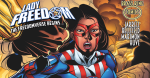 LADY FREEDOM: THE FREEDOMVERSE BEGINS!