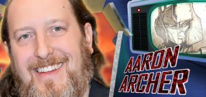 Interview with Hasbro Legend and comic book artist AARON ARCHER