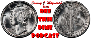 ONE THIN DIME: A Scarabaeid Sixteenth Episode