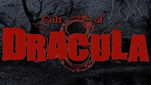 MULTI-TALENT  ARTIST/WRITER CHRIS CALLAHAN DOES EXCLUSIVE COVER FOR SECONDSIGHT PUBLISHING CULT OF DRACULA