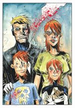 Jeff Lemire, Animal Man, DC