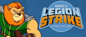 Auric's Legion Strike Card Game