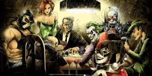 Comic Book Characters Who Love Gambling