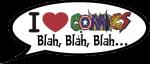 I Love Comics (Blah, Blah, Blah)
