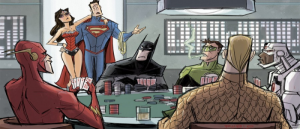 WHO WOULD WINN THE WORLD SERIES OF POKER IN THE DC/MARVEL UNIVERSE?