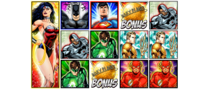 Comic Themed Slot Games