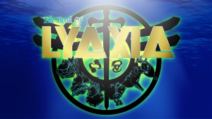 THE BOOK OF LYAXIA:THREE KINGDOMS. TWO BROTHERS. ONE DESTINY. WELCOME TO THE NEXUS!!