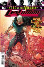 Lex Luthor, Year of the Villain