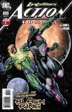Lex Luthor Action Comics