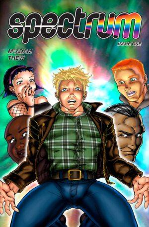 Spectrum #1 Cover