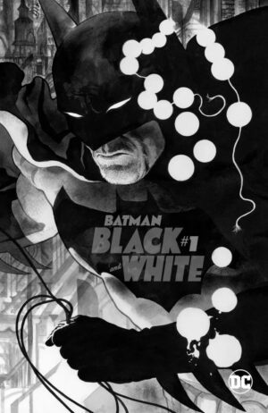 Batman: Black and White #1 Review
