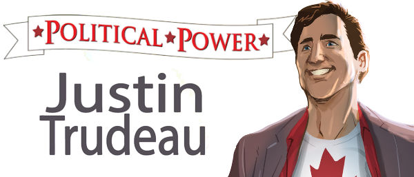 Political Power Justin Trudeau