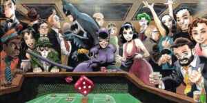 Surprising Facts about Gambling in Comics