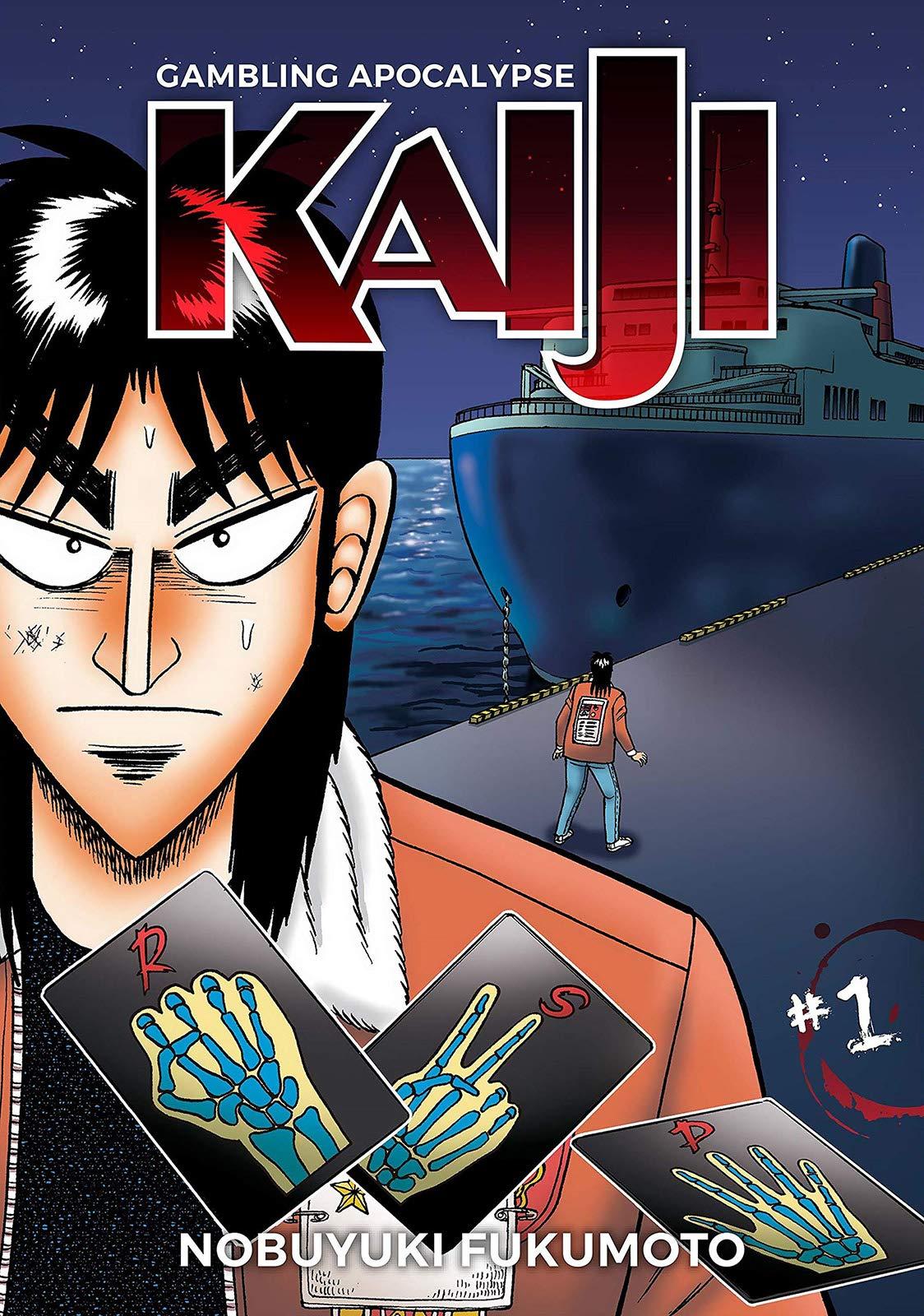 Japanese Manga Gambling