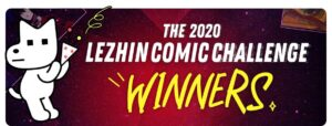 Winners of the 2020 Lezhin Comic Challenge Announced!