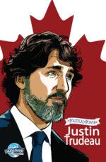 Political Power Justin Trudeau Cover