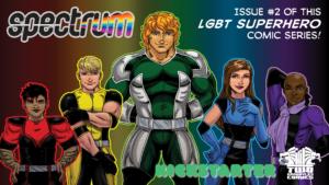 Marty's Kickstarter Pick … Spectrum #2