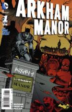 Batman, Arkham Manor
