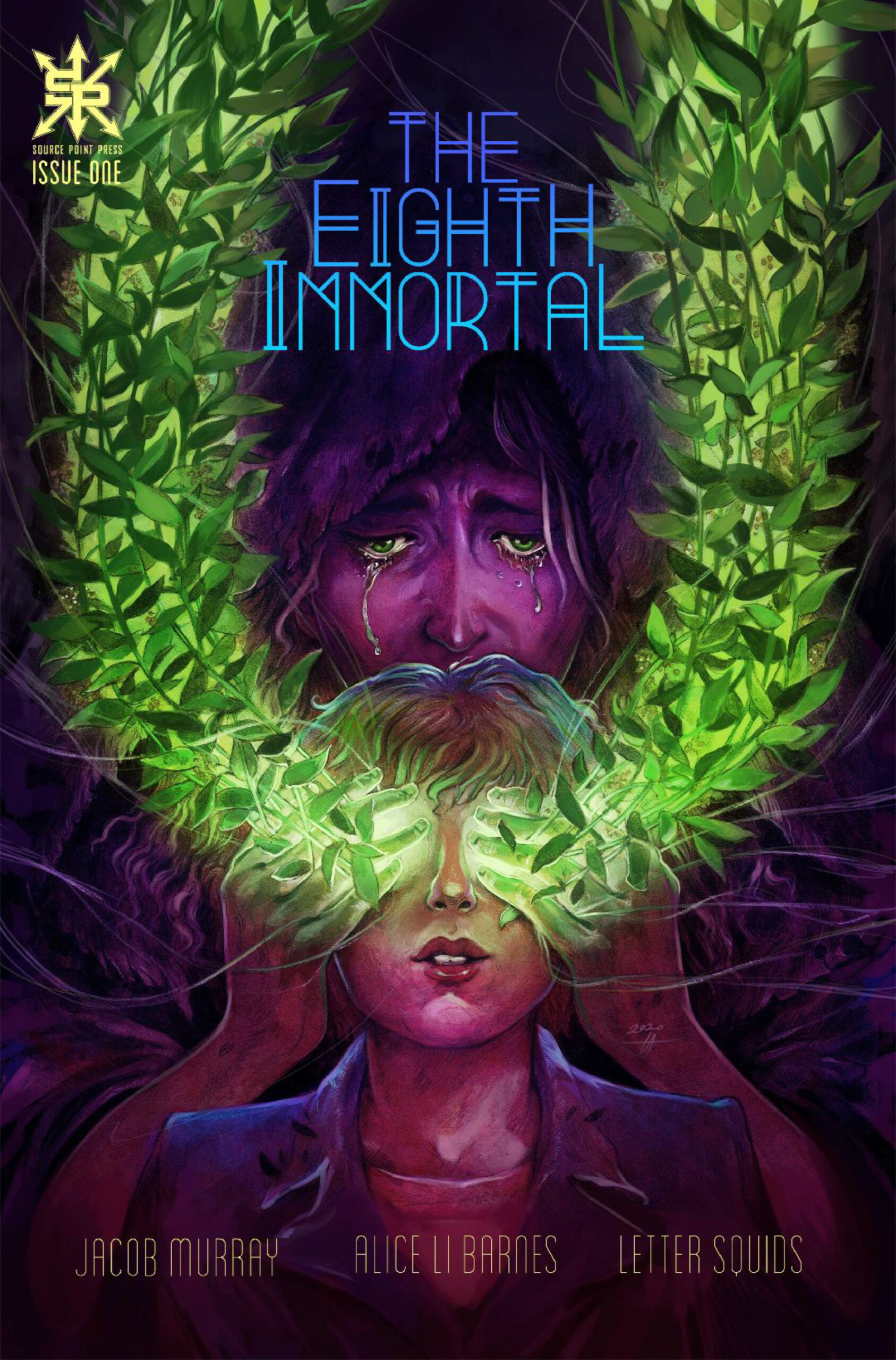 This is The Eighth Immortal – First Comics News