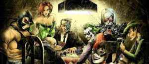Comic book casino: which comic book characters would win the most