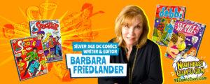 Comicbook Biography: Barbara Friedlander-Bloomfield