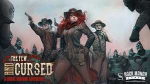 The Few and Cursed – Board Game Review based on the comic book series