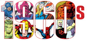BEST COMICS FROM THE 1960s