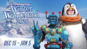"""Overwatch """"Winter Wonderland"""" Event Now Underway"""