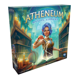 Atheneum: Mystic Library (Board Game) Review