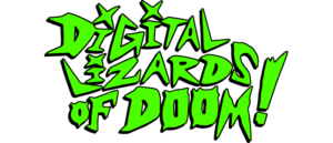 Lesser Known Comics to Print and Distribute Digital Lizards of Doom!