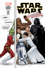 Marvel, Star Wars, Disney