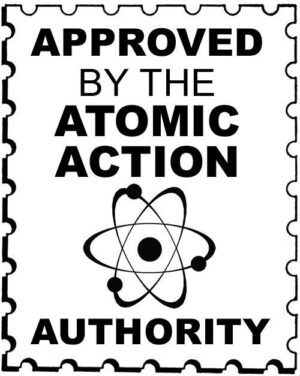 Chris Mills unleashes The Mighty Crom and other great comics with Atomic Action!