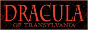 Ricardo Delgado talks about DRACULA OF TRANSYLVANIA
