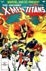 X-Men, Teen Titans, DC, Marvel, crossover