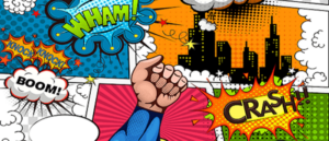 Comic Book Themed Slots Booming Online
