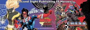 FANS DEMANDED IT: THE EDGE GOES MONTHLY FROM SECONDSIGHT PUBLISHING
