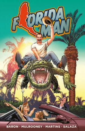 Florida Man Cover