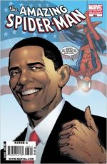 Spider-Man, Obama