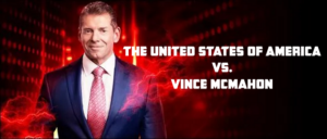 WWE AND BLUMHOUSE PARTNER TO DEVELOP 'THE UNITED STATES OF AMERICA VS. VINCE MCMAHON'