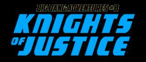 Big Bang Adventures #8 Logo