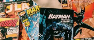 Comics for Modern Students. Where to Start