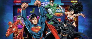 Best Comic Themed Slot Games