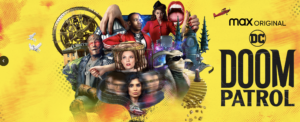 Scener and HBO Max Partner for Live Watch Party Debut of   Season 3 of Doom Patrol on September 23