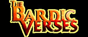 The Bardic Verses – an 80 page graphic novella!