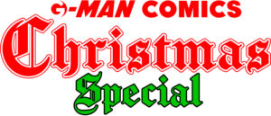 G-MAN COMICS CHRISTMAS SPECIAL #1 preview