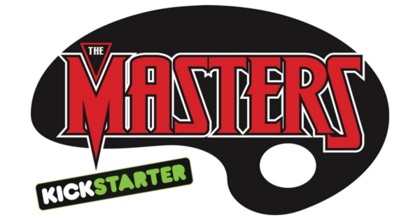 The Masters Kickstarter Logo